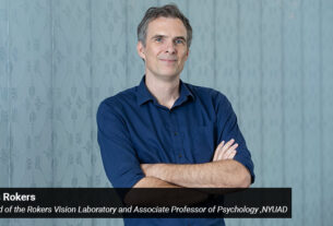 Head of the Rokers Vision Laboratory - NYUAD Associate Professor - Psychology - Bas Rokers - techxmedia