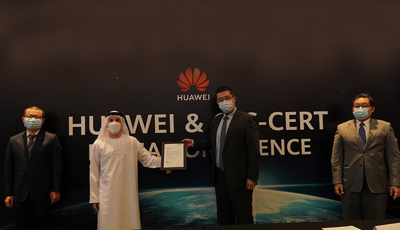 INSIDE - Huawei - OIC-CERT - cyber crisis management - techxmedia