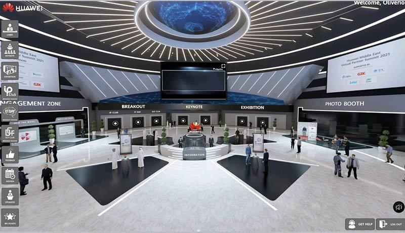 INSIDE - Win Together - Huawei - virtual partner summit 2021 - TECHXMEDIA
