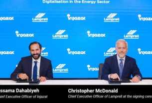 Injazat - Lamprell - digitalisation - energy sector - techxmedia