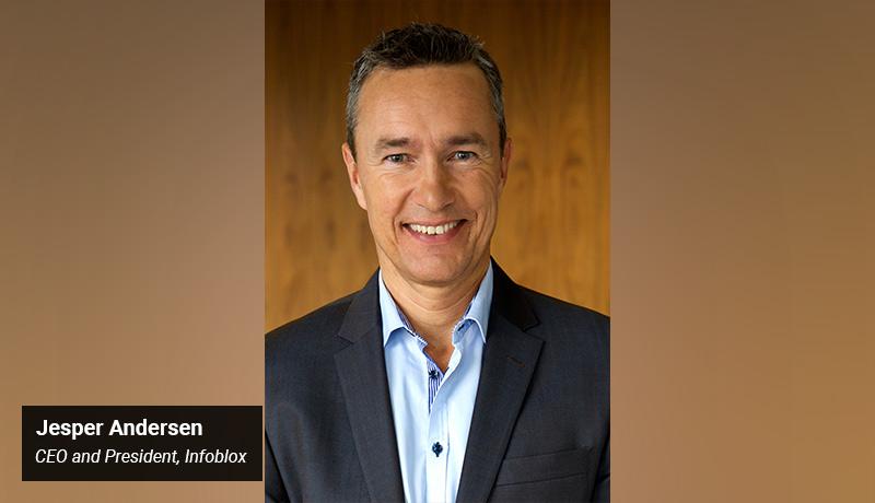 Jesper Andersen - CEO - President - Infoblox - techxmedia