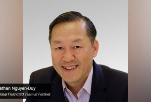 Jonathan Nguyen-Duy - Vice President - Global Field CISO Team at Fortinet - techxmedia