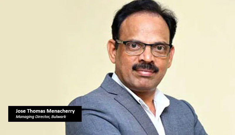 Jose Menacherry- Managing Director - Bulwark Technologies -techxmedia