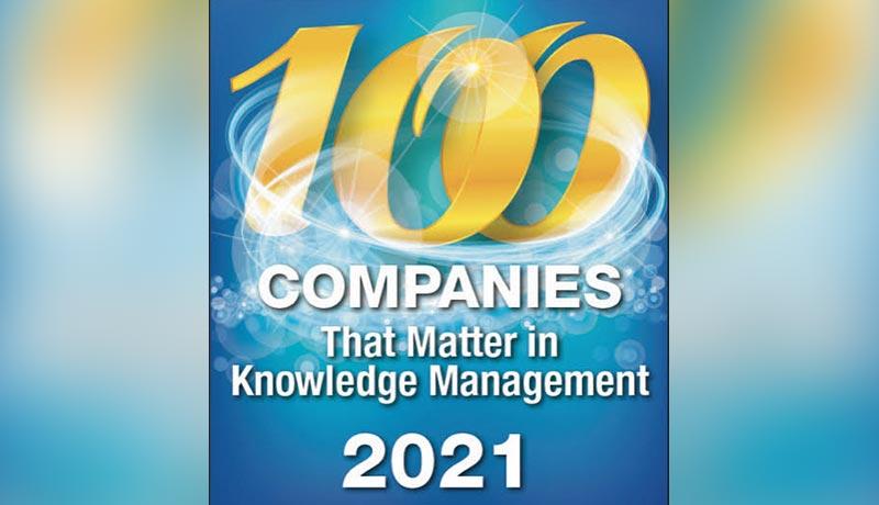 KMWorld-100-2021 - techxmedia