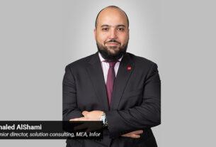Khaled AlShami - senior director - solution consulting- MEA - Infor - techxmedia