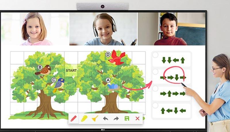 LG -f hybrid learning- UAE - techxmedia