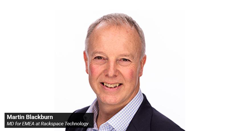 Martin Blackburn- MD - EMEA - Rackspace Technology - techxmedia