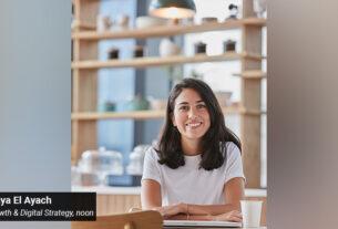 Maya El Ayach - Growth & Digital Strategy - noon - techxmedia
