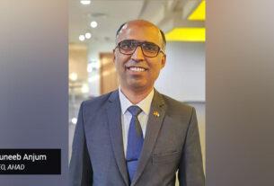 Muneeb Anjum - CEO - AHAD - techxmedia