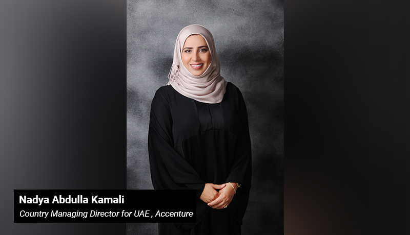 Nadya Abdulla Kamali - Country Managing Director - UAE - techxmedia