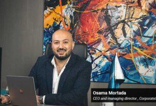 Osama Mortada - CEO - managing director - CorporateStack -techxmedia