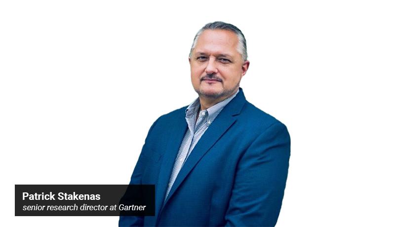 Patrick Stakenas - senior research director - Gartner - techxmedia