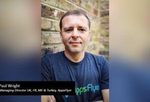 Paul-Wright,-Managing-Director-UK,-FR,-ME-&-Turkey,-AppsFlyer - techxmedia