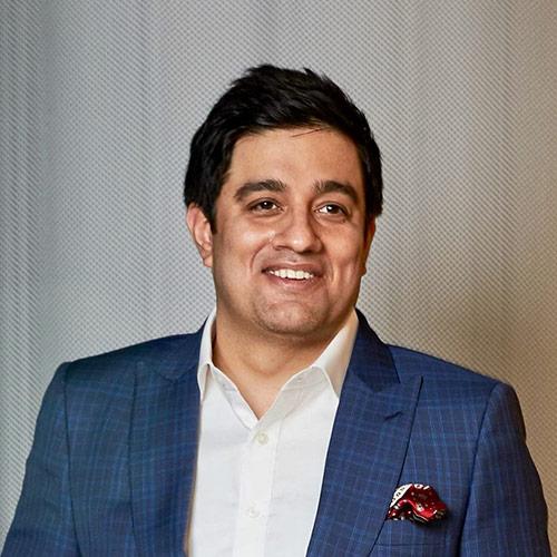 Ramit Harisinghani - General Manager - MENA - techxmedia