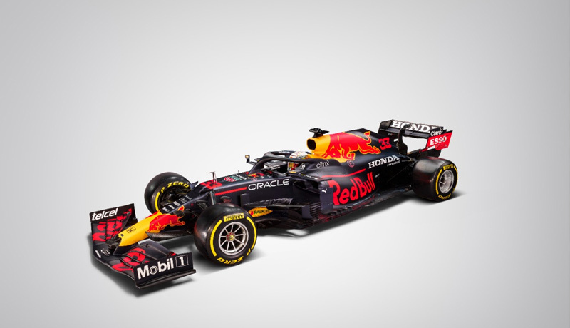 Red Bull Racing - Oracle - data analytics - Formula 1 - techxmedia