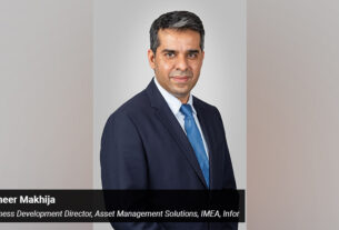 Sameer Makhija - Business Development Director - Asset Management Solutions- IMEA- Infor - techxmedia