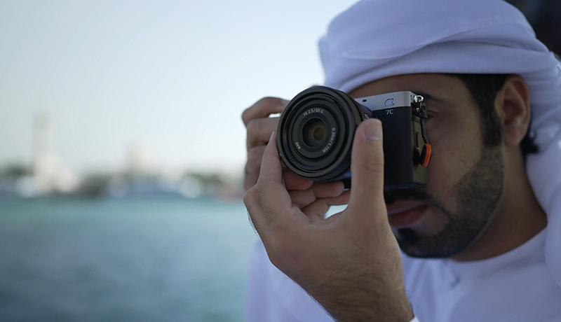 Sony - G Lenses - full-frame lens series - TECHx