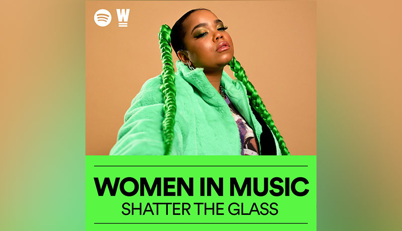 Spotify - Launches EQUAL - Global commitment for women creators - techxmedia