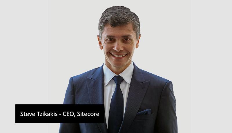 Steve Tzikakis, Sitecore - techxmedia