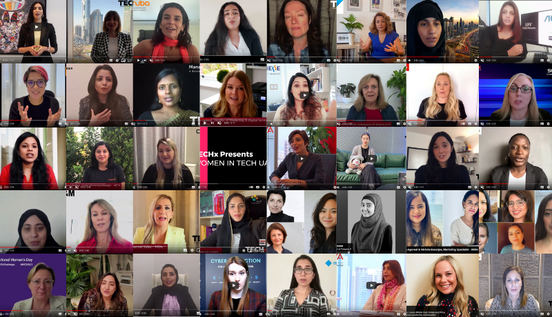 Women in tech - TECHx