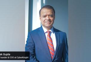 Vivek Gupta - Co-Founder & COO at CyberKnight - techxmedia