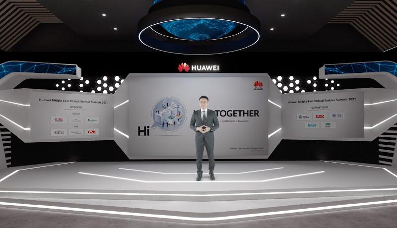 Win Together - Huawei - virtual partner summit 2021 - TECHXMEDIA