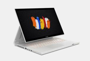 concept--ezel - Acer rolls - ConceptD Series - UAE - Techxmedia