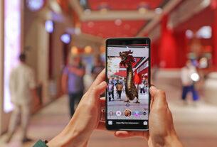 free AR walking - tours - Ibn Battuta Mall - techxmedial