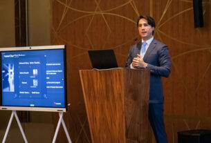 Omar Akar, Managing Director and VP of Cloud and AI Business Group, Huawei Middle East - techxmedia