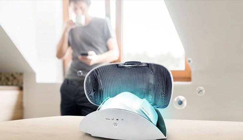 inside2 - LG- UV technology - convenient sanitization - techxmedia