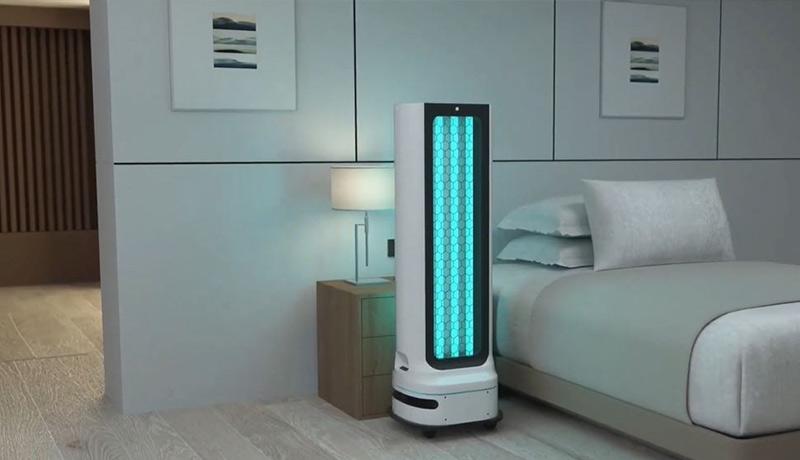 inside4 - LG- UV technology - convenient sanitization - techxmedia