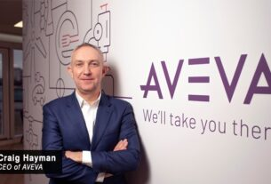 AVEVA - CEO - Craig Hayman -techxmedia