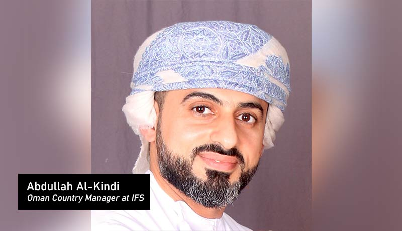 Abdullah-Al-Kindi,-Oman-Country-Manager-at-IFS - techxmedia