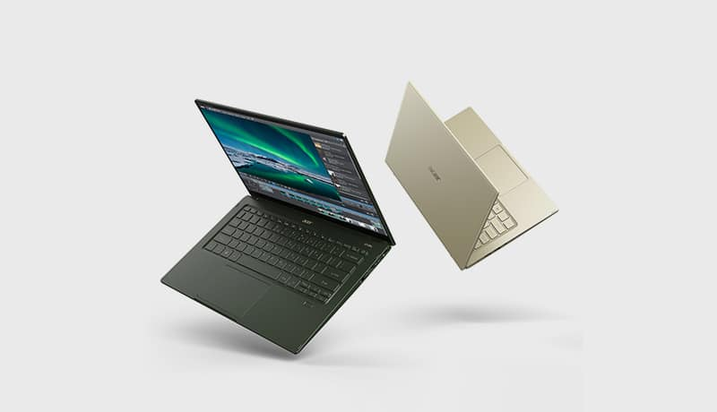 Acer ME - swift portfolio - swift 5 - swift 3 - techxmedia
