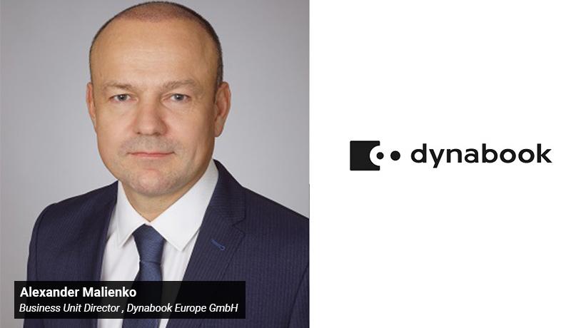 Alexander Malienko - Dynabook Europe GmbH - techxmedia