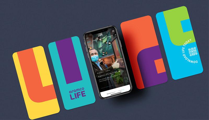 Aramco LIFE- mobile app- internal communications-techxmedia