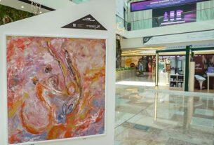Art-Exhibition-at-Dubai-Festival-City-Mall - techxmedia