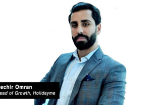 Bechir Omran- Head of Growth-Holidayme - techxmedia