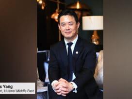 Charles Yang - President - Huawei - Middle East - techxmedia