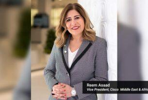 Cisco Webex - People Insights feature - Reem Asaad - TECHx
