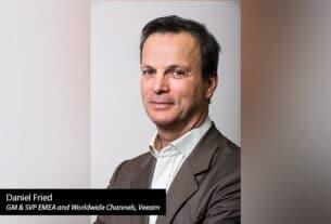 Daniel-Fried,-GM-&-SVP-EMEA-and-Worldwide-Channels,-Veeam - techxmedia