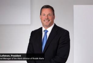 Don Lofstrom - President & General Manager - Kodak Alaris - techxmedia