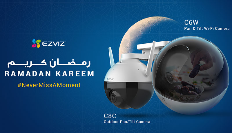 EZVIZ - Ramadan campaign - KSA - techxmedia