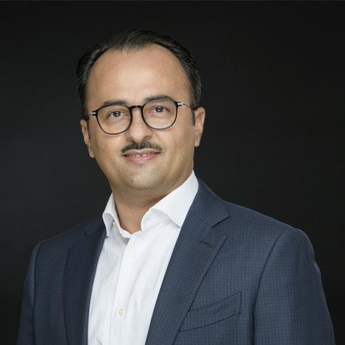 Fahad Al Dhubaib- Public Affairs General Manager - Aramco- techxmedia