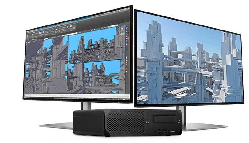 HP Z2 SFF AutoCad - techxmedia