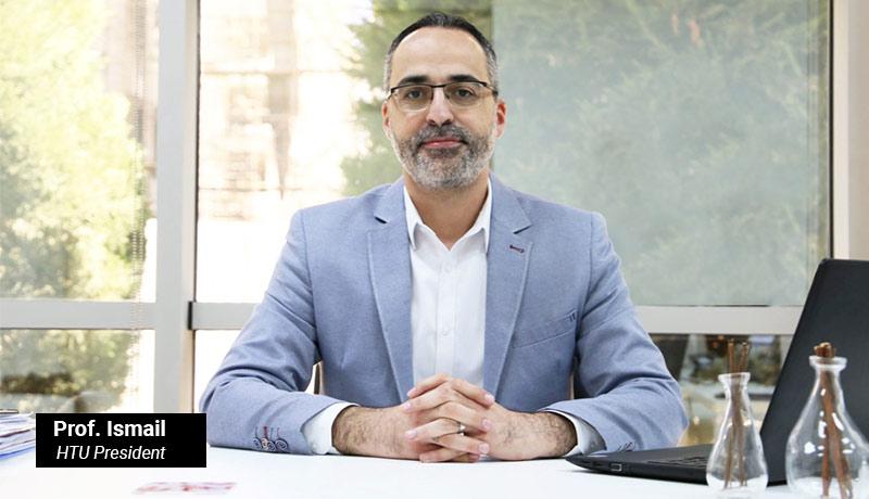 HTU President - Prof. Ismail Al-Hinti - techxmedia