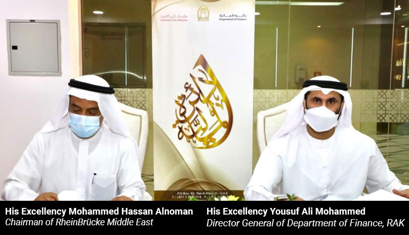 His Excellency - Mohammed Hassan Alnoman - TECHXMEDIA
