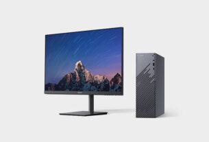 Huawei - product portfolio - UAE - desktop PC - HUAWEI MateStation S - techxmedia