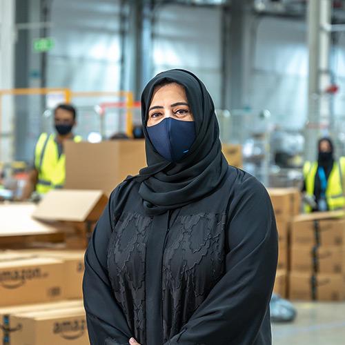 Iman Albastaki - Head of Food Safety Department - Dubai Municipality - Member - UAE Food Bank Committee - techxmedia