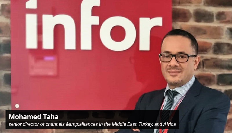 Infor - Mohamed Taha - lead channel growth in META - TECHx